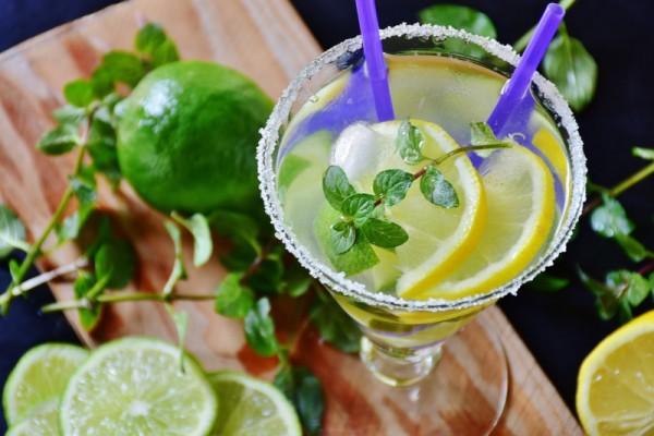 Limonade-selbstgemacht
