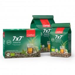 7x7® Kräuter-Basentee BIO