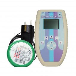 Diamond Shield Zapper EMS IE - inkl. Erdung und Steckdosentester
