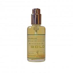 Gold Haut- und Massageöl