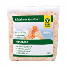 Himalaya Kristallsalz