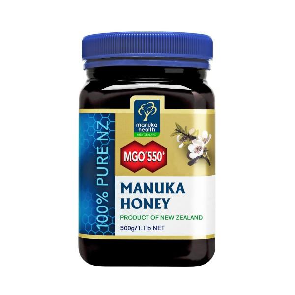 Aktiver Manuka-Honig MGO 550+, 500g