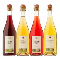 PriSecco Probierset 4 Flaschen