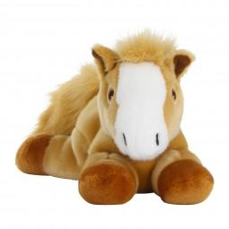 Wärmestofftier Pferd